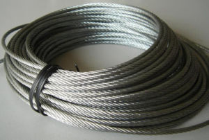 Cheap Elevator Steel Wire Rope with High Quality pictures & photos