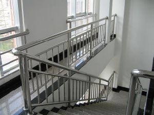 Best Price Welded Mirror Finish Stainless Steel Pipe Stair Handrail 304 Steel Pipe Price pictures & photos