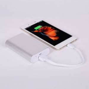 8800mAh External Battery Portable Mobile Backup Power Bank Mi Charger pictures & photos