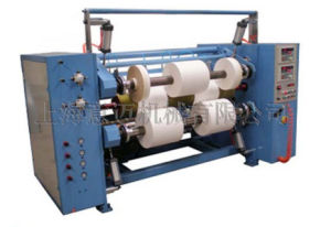 Ym10 Slitting and Rewinding Machine Toilet Paper Roll /Film/Non-Woven Fabric
