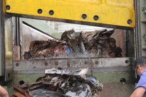 Scrap Metal Shear Q91y-630W. Metal Recycling Machine. pictures & photos