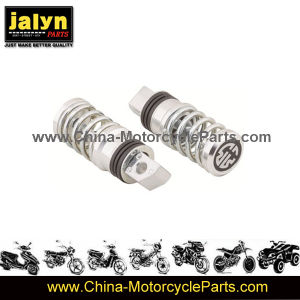 Motorcycle Spare Parts Aluminium Motorcycle Pedal / Foot Peg pictures & photos
