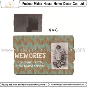 MDF Photo Frame with Decoration