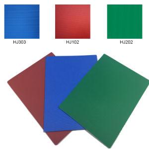 Popular 4.5mm Wearable Blue PVC Vinyl Floor for Sportd Court Indoor Tennis pictures & photos