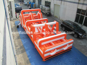 Cheap Inflatable Obstacle Course pictures & photos