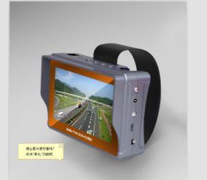 4.3 Inch HD CCTV Camera Tester Monitor Ahd Cvi Tvi Cvbs Camera Tester 1080P UTP Cable Tester PTZ 12V Output