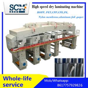 High Speed Plastic Film PE Coating/Laminating Machine pictures & photos