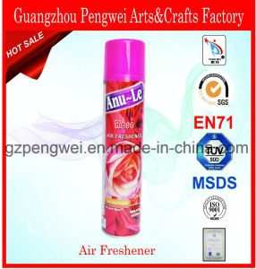 330ml Nature Rose Scent Air Freshener Spray for Car, Home, Office pictures & photos