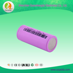 Rechargeable Lithium Ion Battery 26650 3.2V3ah 9.6wh pictures & photos