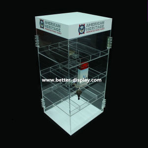 Cigarette Counter Display Stand Btr-D3005 pictures & photos