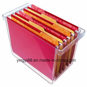 Best Selling Acrylic Desktop File Shenzhen Manufacturer pictures & photos