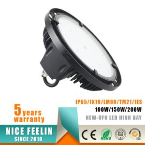 5years Warranty 200W UFO LED High Bay with Philips Driver pictures & photos