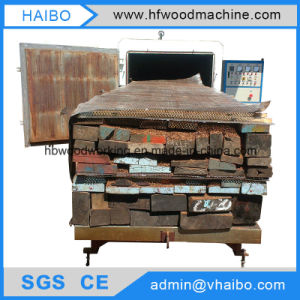 3 Cbm Capacity Hf Vacuum Drying Machinery to Dry Wood pictures & photos