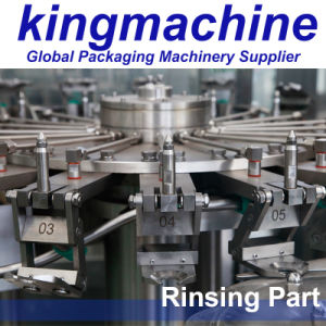 Turnkey Bottled Pure Water Filling Production Line pictures & photos