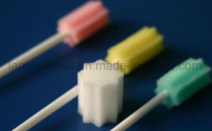 Disposable Oral Dental Swabs Multi Colors pictures & photos
