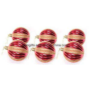 Wholesale Christmas Ball for Tree Hanging Ornament pictures & photos