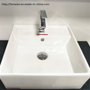 1 1/2′′ Australian Standard Brass Big-Cover Basin Pop-up Waste (A607-C) pictures & photos