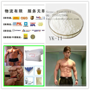 High Purity Yk-11 CAS 431579-34-9 Myostatin Inhibitor Sarms Natural Supplement pictures & photos