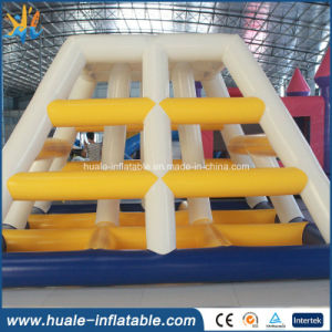 2016 Hot Selling Inflatable Pyramid Water Slides, Used Water Park Slide for Kids pictures & photos