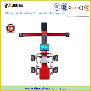 Dynamic Measuremen Wheel Alignment Machine 3D