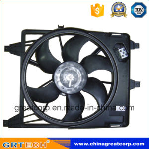 6001550769 Radiator Cooling Fan Motor for Renault Logan
