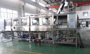 1200bph 5gallon Barrel Filling Production Line pictures & photos