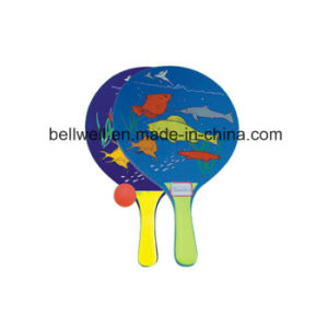 Promotional Beach Racguet Outdoor Sports Tennis Racket for Children pictures & photos