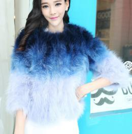 Women′s Fashion Fur OEM Order 002 pictures & photos