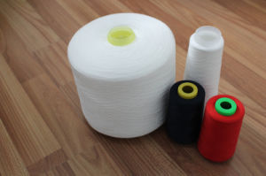 100% Virgin 3000y Polyester Spun Sewing Thread (30/2 30/3) pictures & photos
