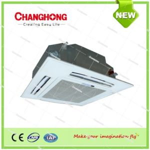 4-Way Cassette Chilled Water Fan Coil Unit Air Conditioner pictures & photos