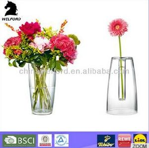 Hot Sale Eco-Friendly Promotional Acrylic Vases pictures & photos