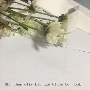 0.8mm Clear Ultra-Thin Al Glass for Photo Frame/ Mobile Phone Cover/Protection Screen pictures & photos