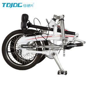 Lightweight Safety Folding Bike/20′′ Travel Bicycle/Folding Bike pictures & photos