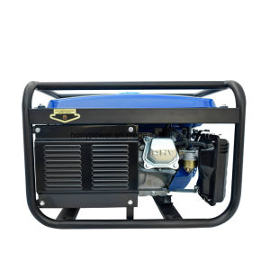 Hot Sale 100% Copper Wire 3.2/4.0/5.0/6.0kw Portable Power Industrial Gasoline Generator Alternator pictures & photos