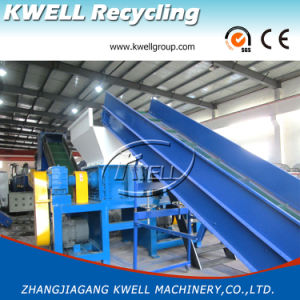 Plastic PP PE Film Recycling Machine/PE Film Washing Machine pictures & photos