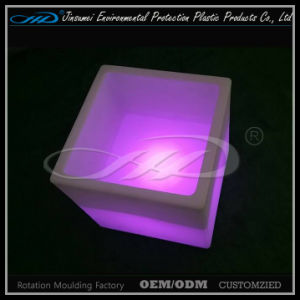 Plastic LED Furniture with Color Changeing pictures & photos