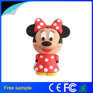 OEM Manufacter Cartoon Mickey USB Flash Drive pictures & photos