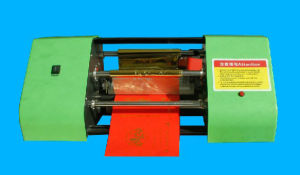 Foil Stamping Machine Gold Foil Printer (WD-360A) pictures & photos