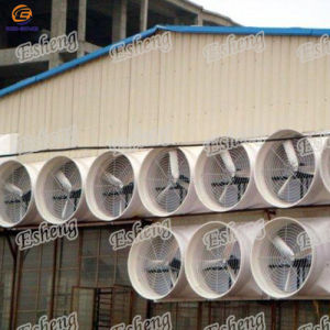 All White Color Fiberglass Material Exhaust Fan for Poultry House pictures & photos