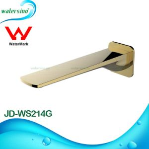 JD-WS214 Brass Chrome Plated Water Spout Basin Mixer Tap pictures & photos