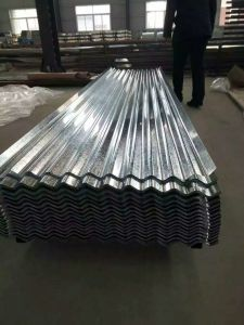 Full Hard Long Span Zinc Corrugated Ibr Roofing Sheets pictures & photos