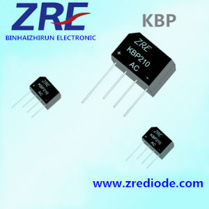 3A Kbp3005 Thru Kbp310 Bridge Rectifier Kbp Package pictures & photos