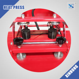 Small Format Automatc Combo Heat Press Machine pictures & photos