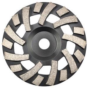 Bi-Turbo Diamond Grinding Cup Wheels pictures & photos
