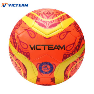 Custom Printed Distinct 9 Inch Football Soccer Ball pictures & photos
