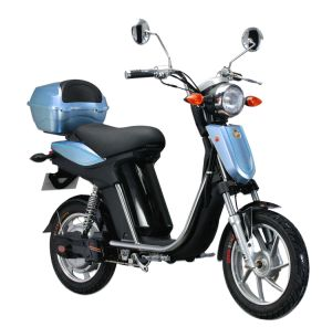 Hot Selling Electric Scooter with Pedals pictures & photos