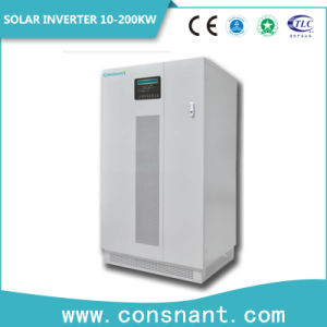 8kw - 200kw Three Phase off Grid Solar Inverter pictures & photos
