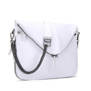 New Model PU Zipper Fashion Snake Leather Bag pictures & photos