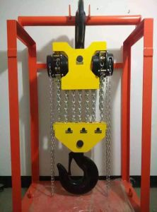 50t Hand Chain Manual Hoist with Dele New Design pictures & photos