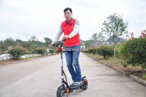 500W, 800W, 1000W, 2 Wheel Adults Electric Scooter pictures & photos